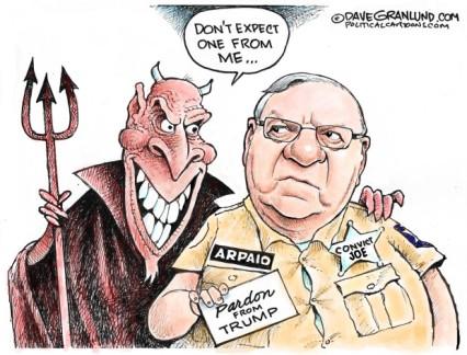 Joe Arpaio, Pardon, Presidential, Latinx, Sheriff, Donald Trump, Undocumented, Civl Rights