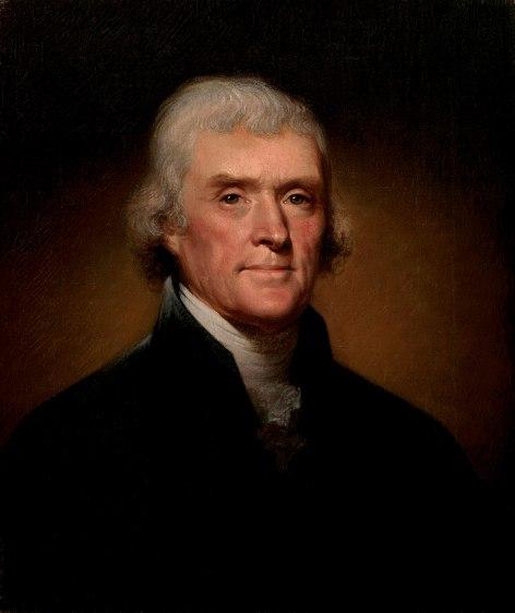 Thomas Jefferson, Alexander Hamilton, 18th century, 19th century, Slavery, Slaves, Rape, Consent, Sally Hemmings, DNA, DNA Test, Descendants, Illegitimate