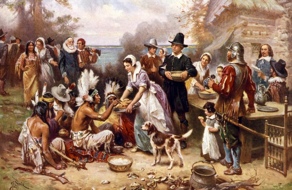Thanksgiving, First Thanksgiving, Indians, Native Americans, Natives, Plymouth, Jamestown, 1620, 1621, 1623, Colony, Colonies, Racial Justice, Race, Colonialization, Colonialism, 2017, Thanksgiving Day