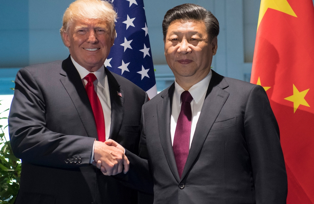 Donald Trump, Xi Jinping, China, US, USA, United States, Great Powers, Politics, International Relations, Affairs, War, Peace, Foreign Policy, Progressives, Conservatives
