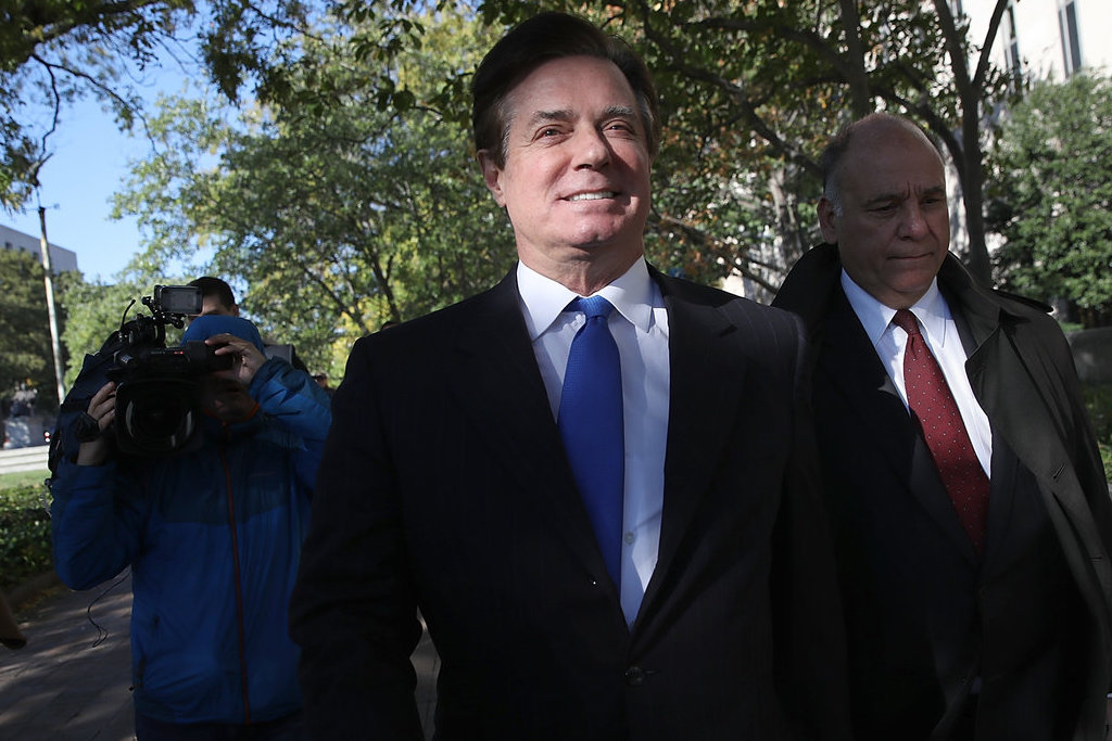 Manafort, Trump, Indictment, Mueller, Russia, Charges, Feds, Investigation, Papadopolous, Ukraine, Testimony, News, Campaign, Manager