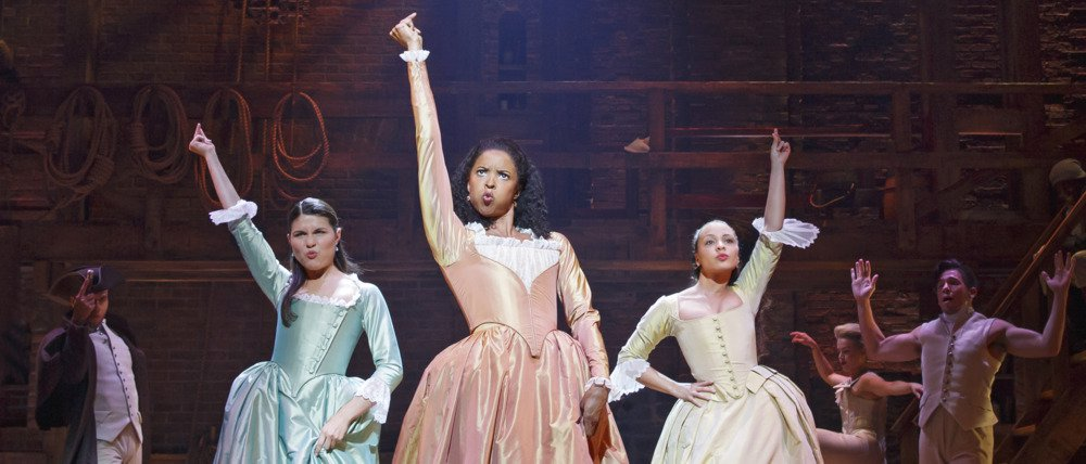 We hold these truths to be self-evident, Hamilton, Musical, An American Musical, Alexander Hamilton, Schuyler Sisters, Thomas Jefferson, Angelica, Peggy, Eliza, include women in the sequal, work, consent, consent of the governed, john locke, hit, broadway, Daveed Diggs, Lin Manuel-Miranda