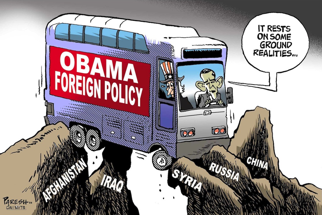 President, Obama, Foreign Policy, Foreign Affairs, International Relations, Failure, Russia, China, Syria, Afghanistan, Iraq, rethink