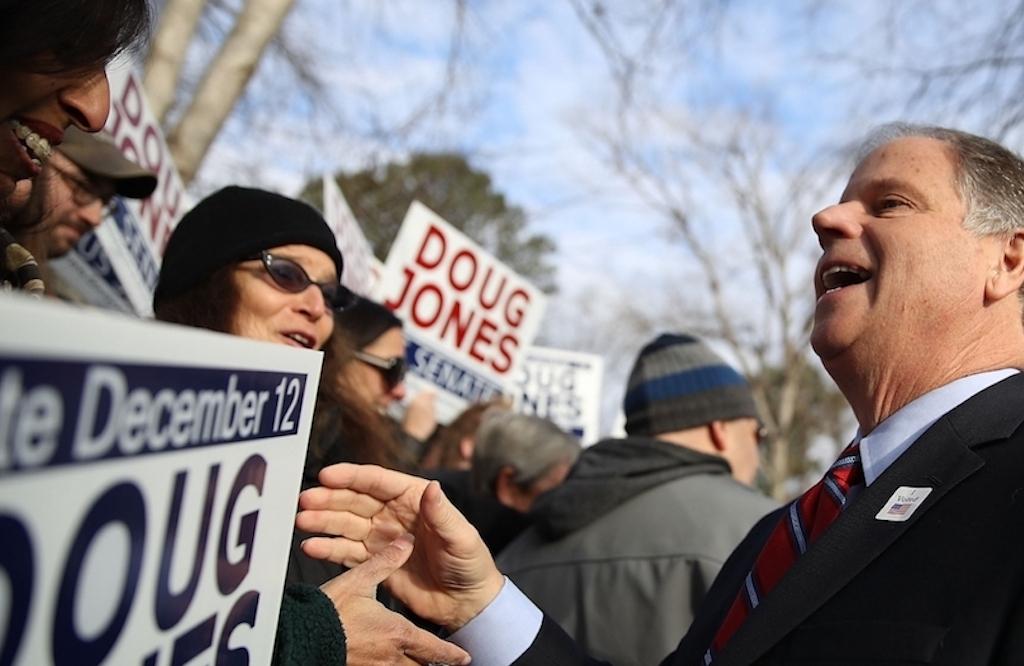 Doug Jones, Alabama, Election, 2017, Roy Moore, Pedophile, Republicans, Democrats, doug jones roy moore senate race, poll, exit poll, vs, birmingham bombing, bio