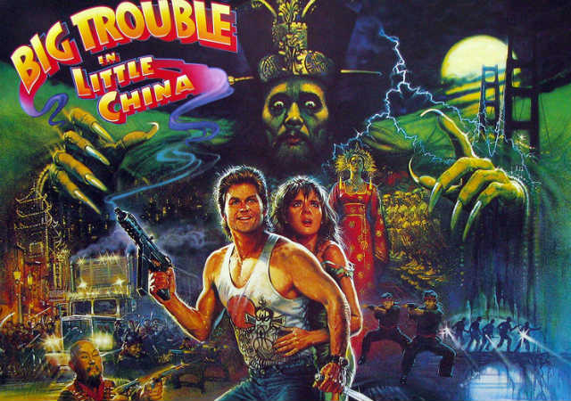 Bad China Days, expat, foreigner, China, racism, 1980s, Big Trouble in Little China