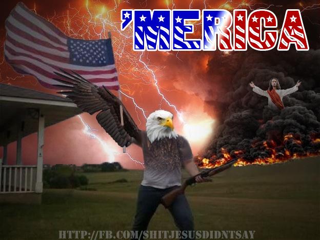 Patriotism, Nationalism, zealous, America, fuck yeah, 'merica, merica, murica, 'murica, military, China, explosions, Jesus