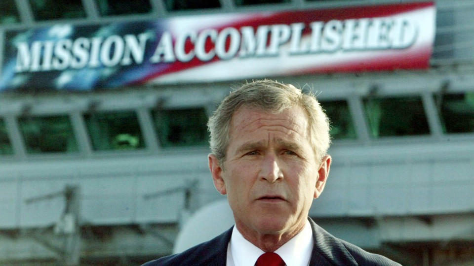 George W. Bush, Iraq War, consequences, China, authoritarianism, interventionism, neocons, neocon, geopolitics, international affairs, rivalry, 9/11, security, United Nations, sanction