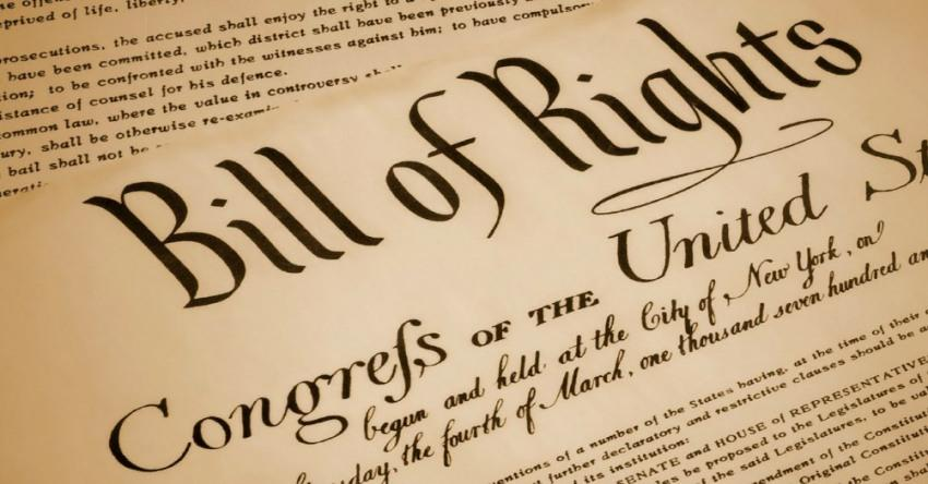 Bill of Rights, Madison, dissent, Constitution, debate, liberal, conservative, America, history, rights, constitutionalism, china